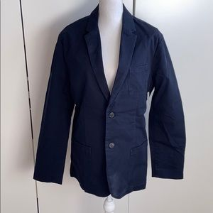 NWT GOODTHREADS Standard Fit Navy Men's Blazer